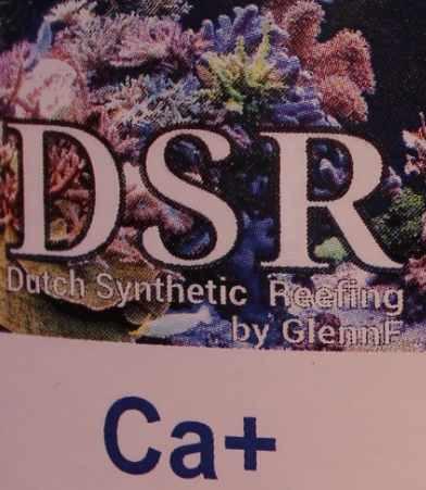 DSR Ca+ (Calcium)
