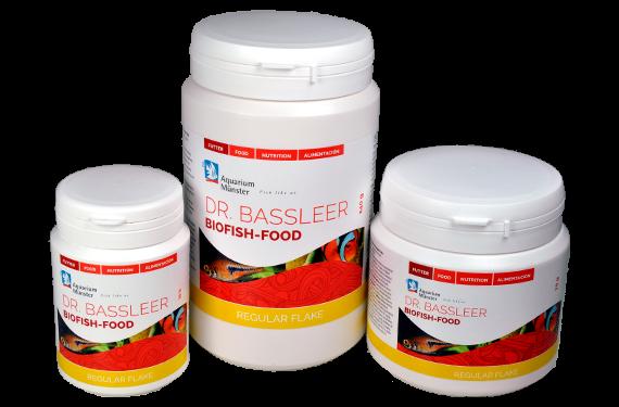 DR. BASSLEER BIOFISH FOOD REGULAR FLAKE