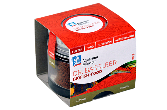 DR. BASSLEER BIOFISH FOOD CAVAR 30g