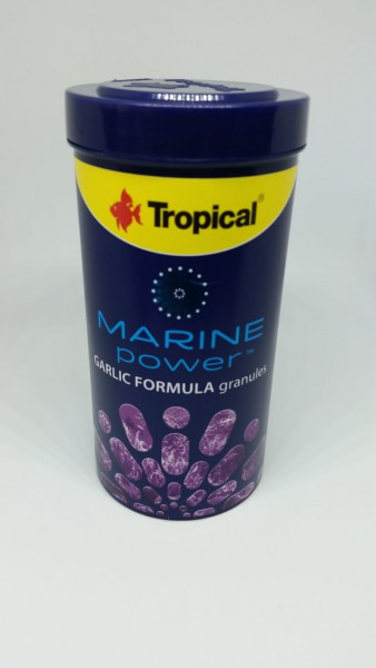 Tropical Marine Power Garlic Formula Granulat 250ml