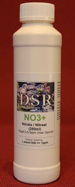 DSR NO3+ (2fach stark)