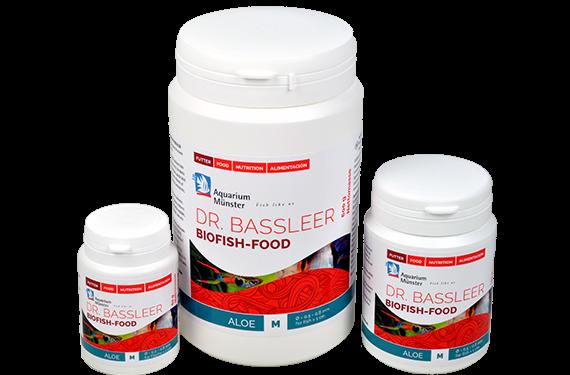 DR. BASSLEER BIOFISH FOOD ALOE