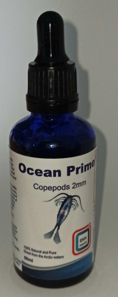 Ocean Prime Copepods Liquid 50ml