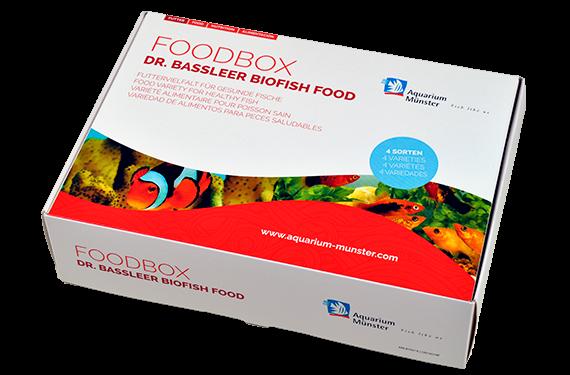 Dr. Bassleer Biofish Food Foodbox Körnung M