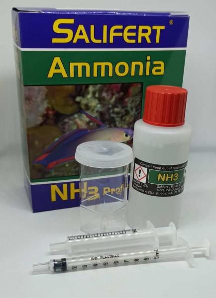 NH3 Profi Test (Ammoniak)