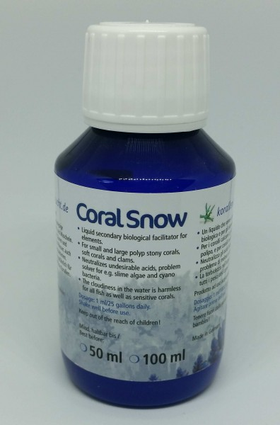 Coral Snow 100ml